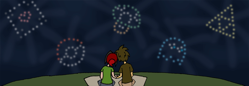 116 – Best Fireworks Ever