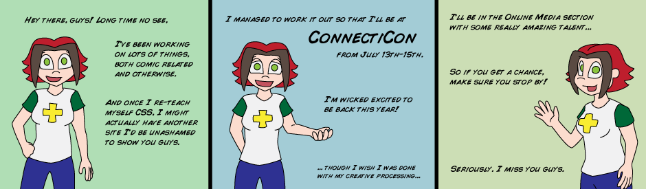 Going to ConnectiCon